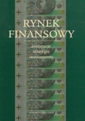 Okładka książki Rynek finansowy