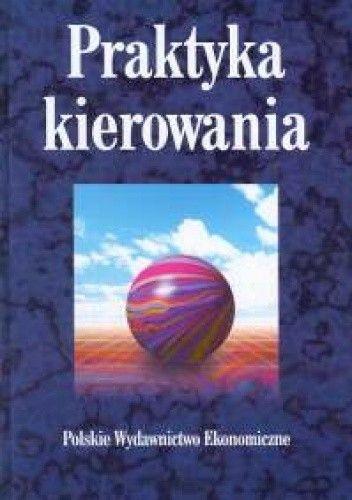 Okładka książki Praktyka kierowania