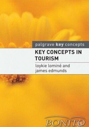 Okładka książki Key Concepts in Tourism