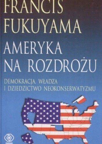 Okładka książki Ameryka na rozdrożu