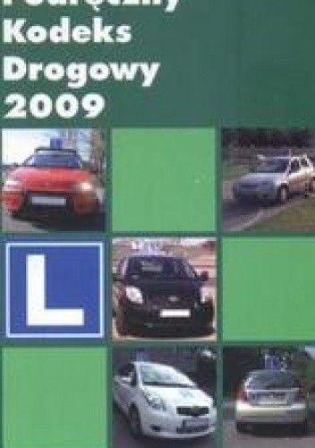 Okładka książki Podręczny kodeks drogowy 09