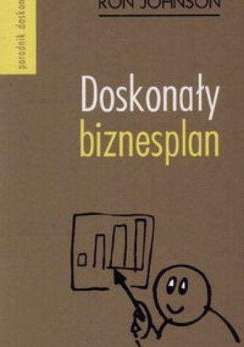 Okładka książki Doskonały biznesplan