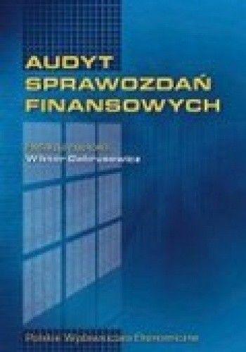 Okładka książki Audyt sprawozdań finansowych