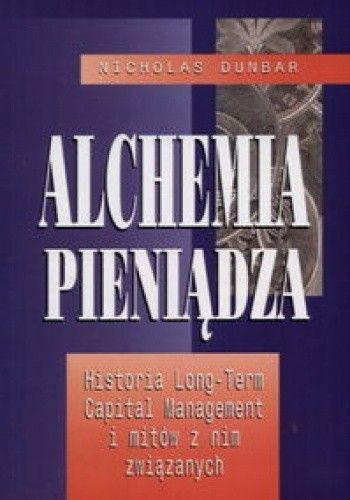Okładka książki Alchemia pieniądza