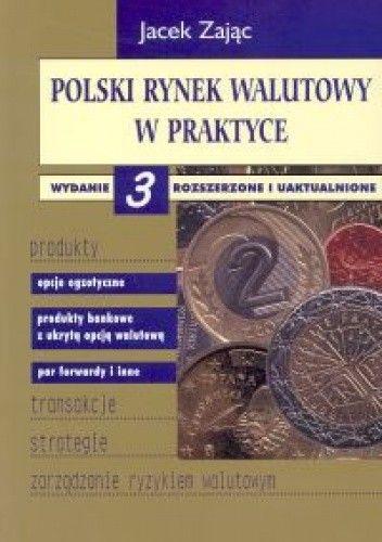 Okładka książki Polski rynek walutowy w praktyce
