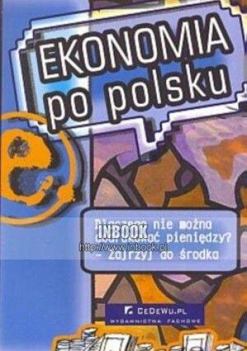 Okładka książki Ekonomia po polsku