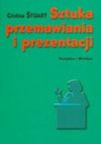Okładka książki Sztuka przemawiania i prezentacji