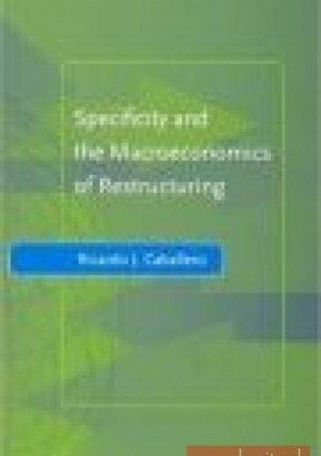Okładka książki Specificity and the Macroeconomics of Restructuring