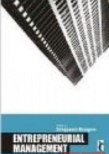 Okładka książki Entrepreneurial Management