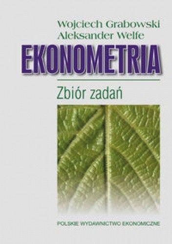 Okładka książki Ekonometria zbiór zadań
