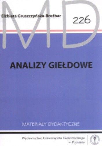 Okładka książki Analizy Giełdowe