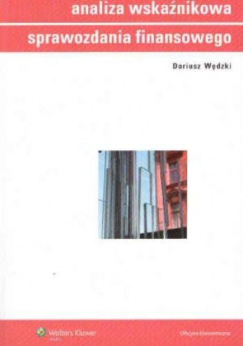 Okładka książki Analiza wskaźnikowa sprawozdania finansowego