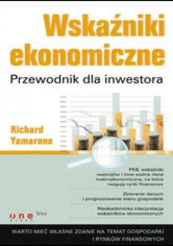 Okładka książki Wskaźniki ekonomiczne