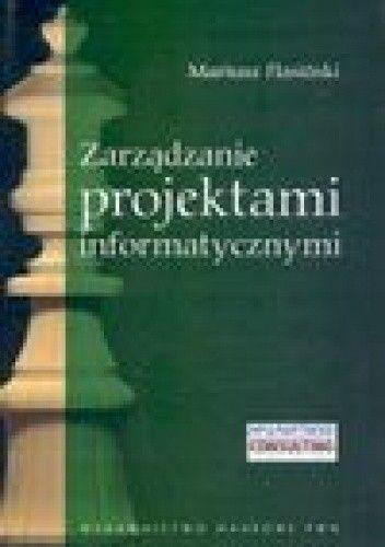 Okładka książki zarządzanie projektami informatycznymi