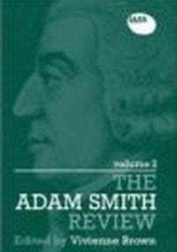 Okładka książki Adam Smith Review v 2
