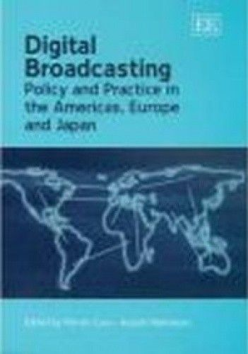 Okładka książki Digital Broadcasting