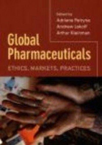 Okładka książki Global Pharmaceuticals