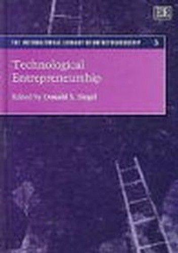 Okładka książki Technological Entrepreneurship