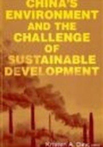 Okładka książki China's Environment