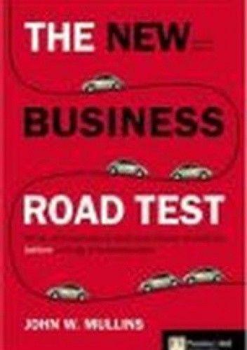 Okładka książki New Business Road
