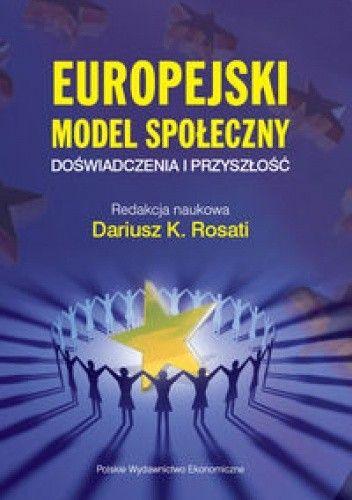 Okładka książki Europejski Model Społeczny