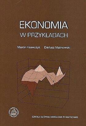 Okładka książki Ekonomia w przykładach