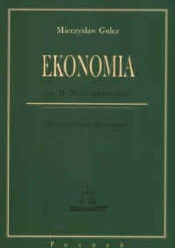 Okładka książki Ekonomia. Część II. Makroekonomia