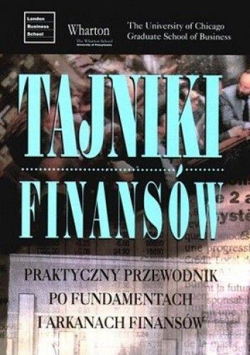 Okładka książki Tajniki finansów