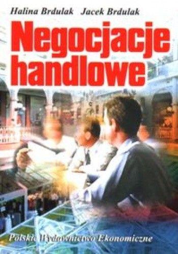 Okładka książki Negocjacje handlowe