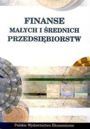 Okładka książki Finanse małych i średnich przedsiębiorstw