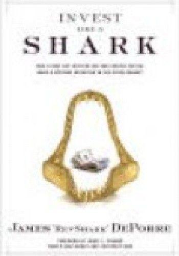 Okładka książki Invest Like a Shark