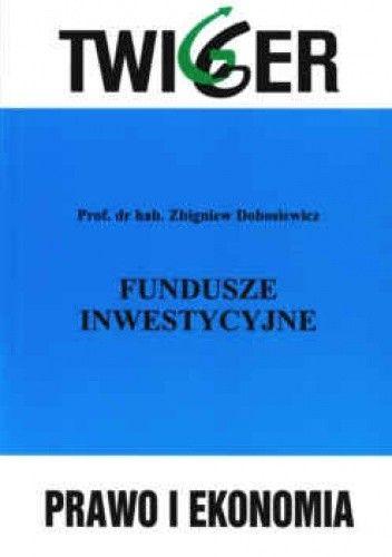 Okładka książki Fundusze inwestycyjne