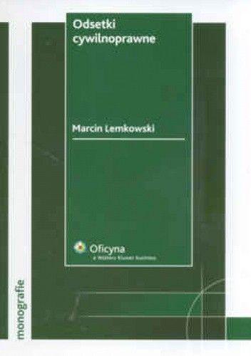 Okładka książki Odsetki cywilnoprawne