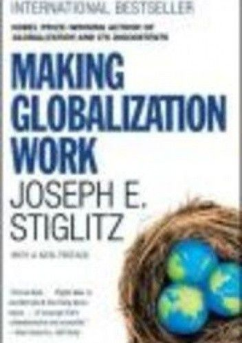 Okładka książki Making Globalization Work