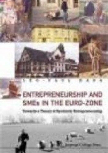 Okładka książki Entrepreneurship And Smes in the Euro-zone