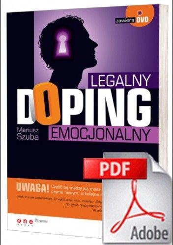 Okładka książki Legalny doping emocjonalny. eBook