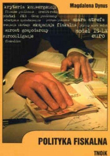 Okładka książki Polityka fiskalna