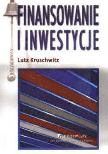 Okładka książki Finansowanie i inwestycje