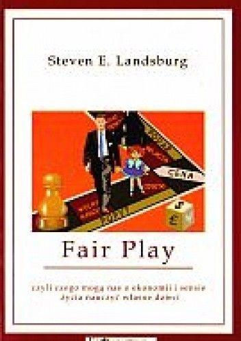 Okładka książki Fair Play, czyli czego mogą nas o ekonomii i sensie życia nauczyć własne dzieci