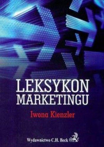 Okładka książki Leksykon marketingu