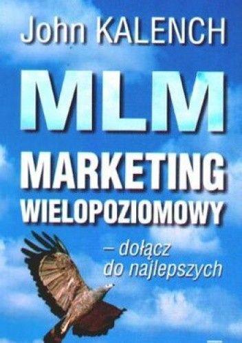 Okładka książki MLM marketing wielopoziomowy