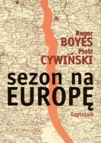 Okładka książki Sezon na Europę