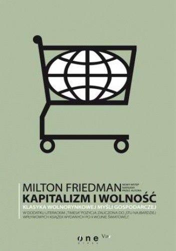 Okładka książki Kapitalizm i wolność