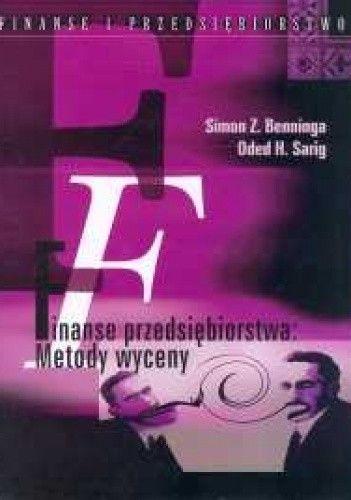 Okładka książki Finanse przedsiębiorstwa Metody wyceny