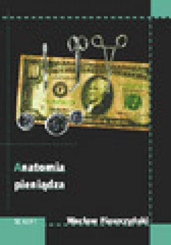 Okładka książki Anatomia pieniądza