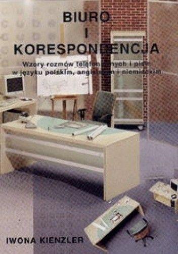 Okładka książki Biuro i korespondencja