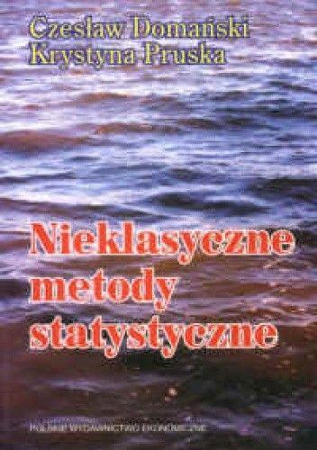 Okładka książki Nieklasyczne metody statystyczne