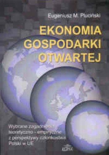 Okładka książki Ekonomia gospodarki otwartej