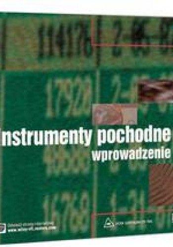 Okładka książki Instrumenty pochodne. Wprowadzenie