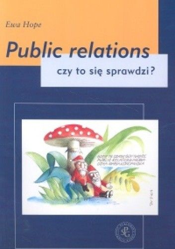 Okładka książki Public relations - czy to się sprawdzi?